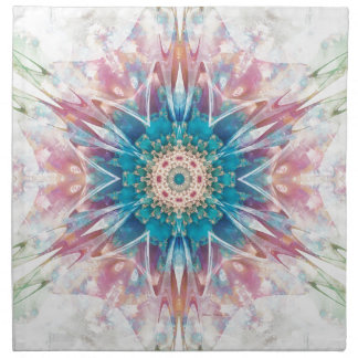 Mandalas from the Heart of Freedom 30 Gifts Napkin