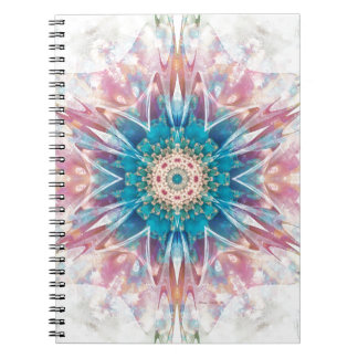 Mandalas from the Heart of Freedom 30 Gifts Spiral Notebook