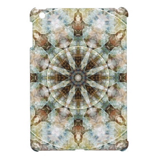 Mandalas from the Heart of Freedom 3 Gifts iPad Mini Cover