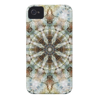 Mandalas from the Heart of Freedom 3 Gifts iPhone 4 Cover
