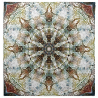 Mandalas from the Heart of Freedom 3 Gifts Napkin