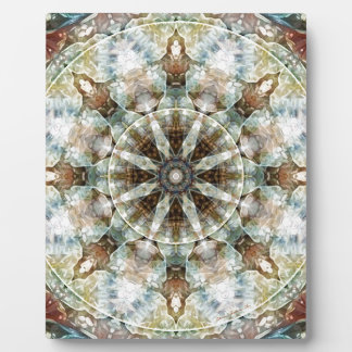 Mandalas from the Heart of Freedom 3 Gifts Plaque