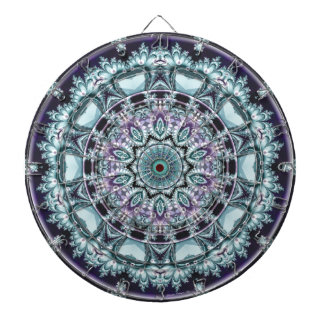 Mandalas from the Heart of Freedom 4 Gifts Dartboard