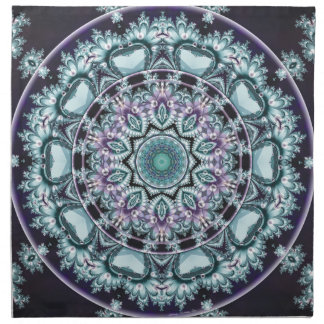 Mandalas from the Heart of Freedom 4 Gifts Napkin