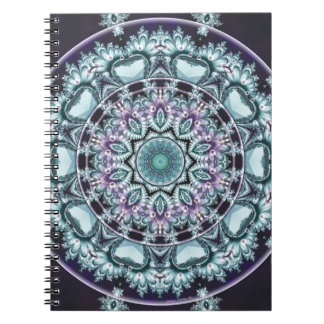 Mandalas from the Heart of Freedom 4 Gifts Notebooks
