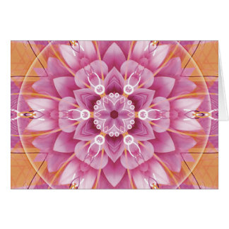 Mandalas from the Heart of Freedom 5 Card