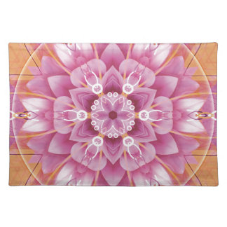 Mandalas from the Heart of Freedom 5 Gifts Placemat