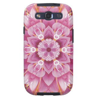Mandalas from the Heart of Freedom 5 Gifts Samsung Galaxy SIII Cases