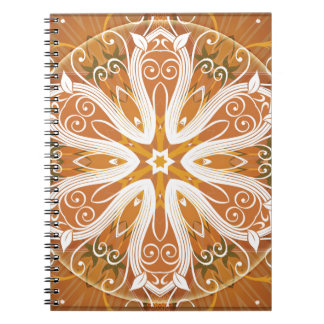 Mandalas from the Heart of Freedom 6 Gifts Notebooks