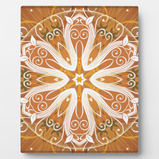 Mandalas from the Heart of Freedom 6 Gifts Plaque