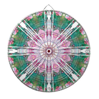 Mandalas from the Heart of Freedom 7 Gifts Dartboard