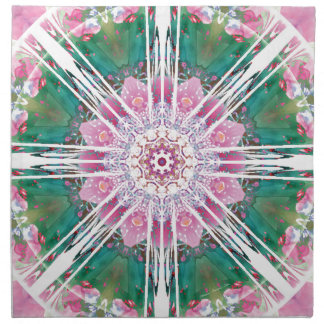 Mandalas from the Heart of Freedom 7 Gifts Napkin