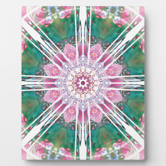Mandalas from the Heart of Freedom 7 Gifts Plaque