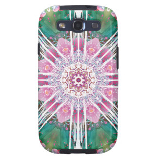 Mandalas from the Heart of Freedom 7 Gifts Samsung Galaxy SIII Cases