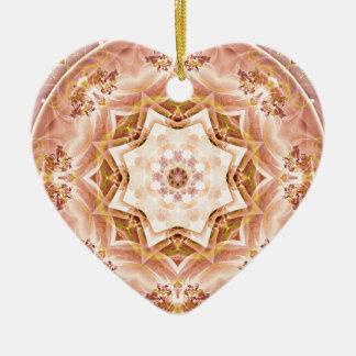 Mandalas from the Heart of Freedom 8 Gifts Ceramic Ornament