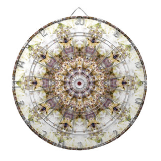 Mandalas from the Heart of Freedom 9 Gifts Dartboard