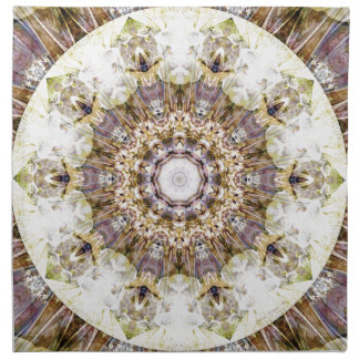 Mandalas from the Heart of Freedom 9 Gifts Napkin