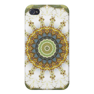 Mandalas from the Heart of Peace, No. 5, Case For The iPhone 4
