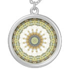Mandalas from the Heart of Peace, No. 5, Necklace