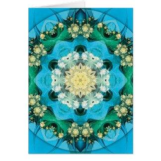 Mandalas of Forgiveness and Release 15 Card