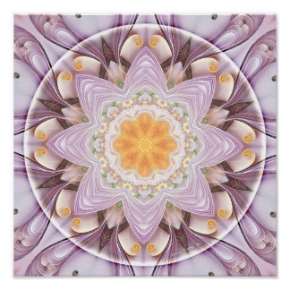 Mandalas of Forgiveness and Release 27 Poster