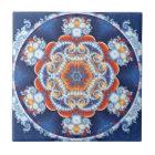 Mandalas of Forgiveness & Release 6 Tile
