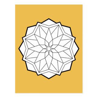 Mandalas Postcard