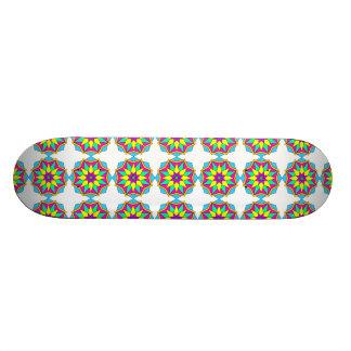 Mandalas Skate Board