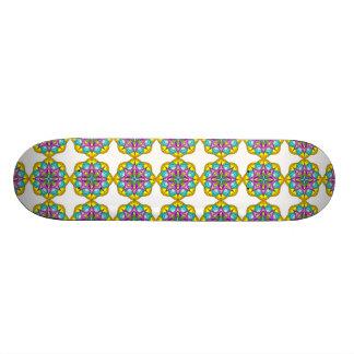 Mandalas Skate Deck