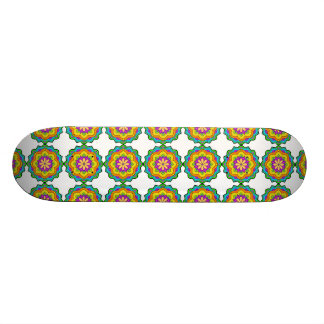 Mandalas Skateboard Deck