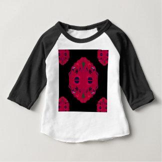 Mandalas wild Red ethno Baby T-Shirt