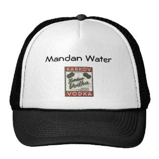 Mandan Water Trucker Hat