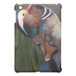 Mandarin Duck iPad Mini Covers