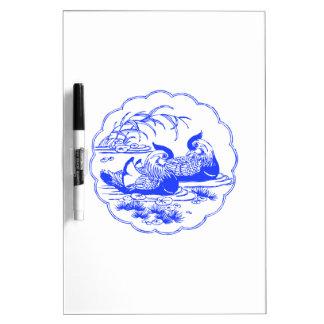 Mandarin Ducks Dry-Erase Whiteboards