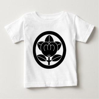 Mandarin orange in circle baby T-Shirt