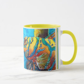 MANDARINFISH MUGS - Customized