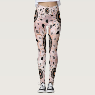 Mandela Burst leggings