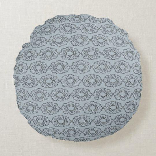 Mandela Flower Pattern Pillow