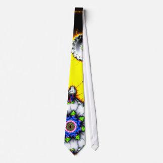 Mandelbrot Art Tie