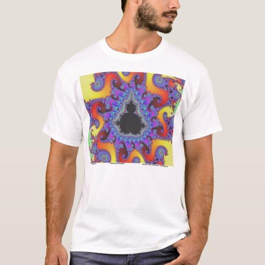 Mandelbrot Mandala T-Shirt
