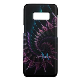 Mandelbrot Monogram Case-Mate Samsung Galaxy S8 Case