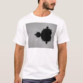 Mandelbrot Set Fractal Shape T-Shirt