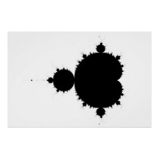 Mandelbrot Set Very large poster