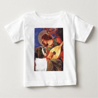 Mandolin Angel - Saint Bernard Baby T-Shirt