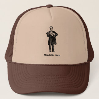 Mandolin Hero Trucker Hat