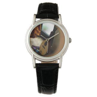 Mandolin Music Wrist Watches