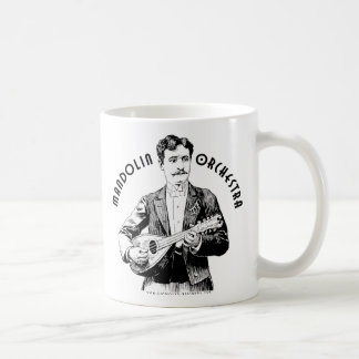 Mandolin Orchestra Coffee Mug