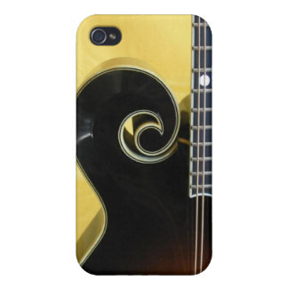 Mandolin Scroll 4 case iPhone 4/4S Case