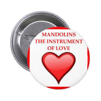 MANDOLINS 2 INCH ROUND BUTTON