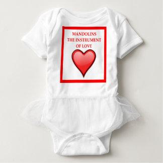 MANDOLINS BABY BODYSUIT